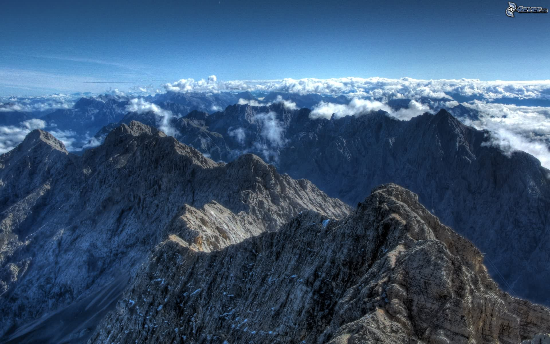 les montagnes rocheuses