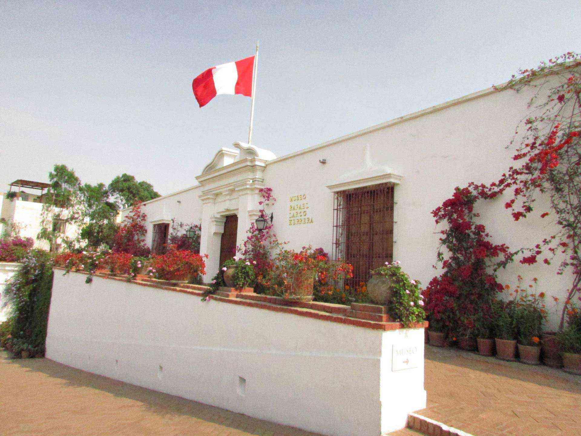 miraflores barranco et le musee larco