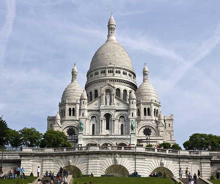 monuments de paris