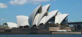 opera de sydney architecture
