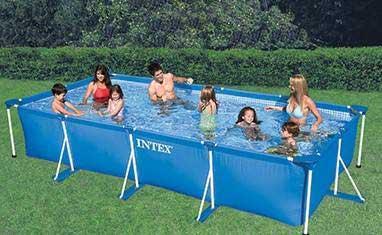 piscine tubulaire