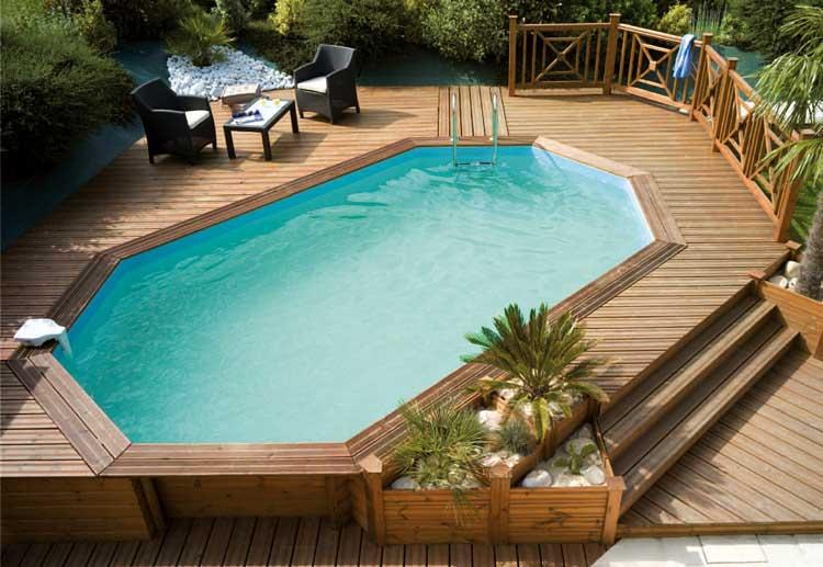 piscines bois