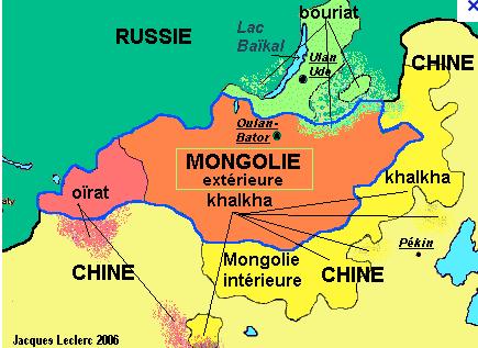 republique de mongolie