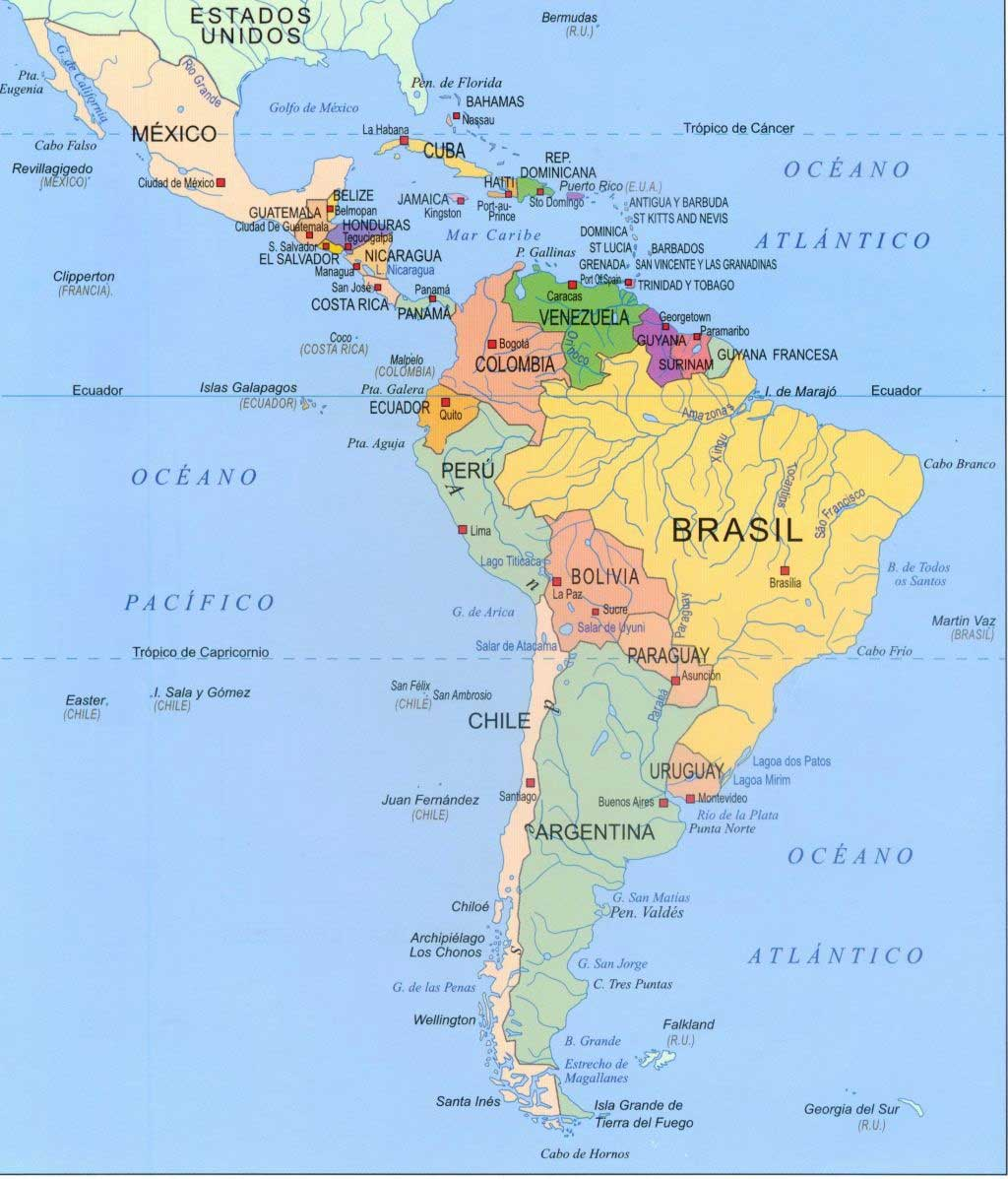 securite en amerique latine