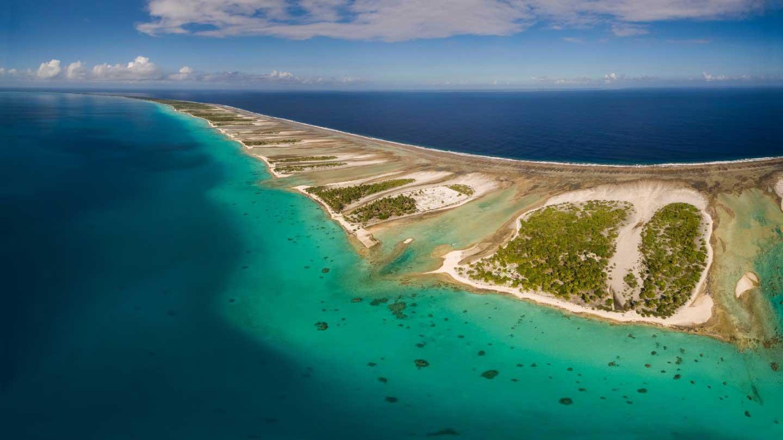 tikehau atoll