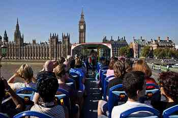 tourisme a londres