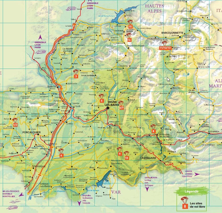Tourisme dans les alpes vacances arts guides voyages - Office tourisme montgenevre hautes alpes ...