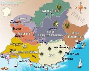 tourisme en provence