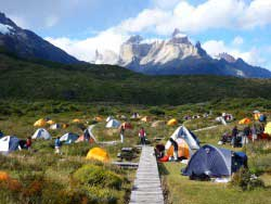 trekking en patagonie
