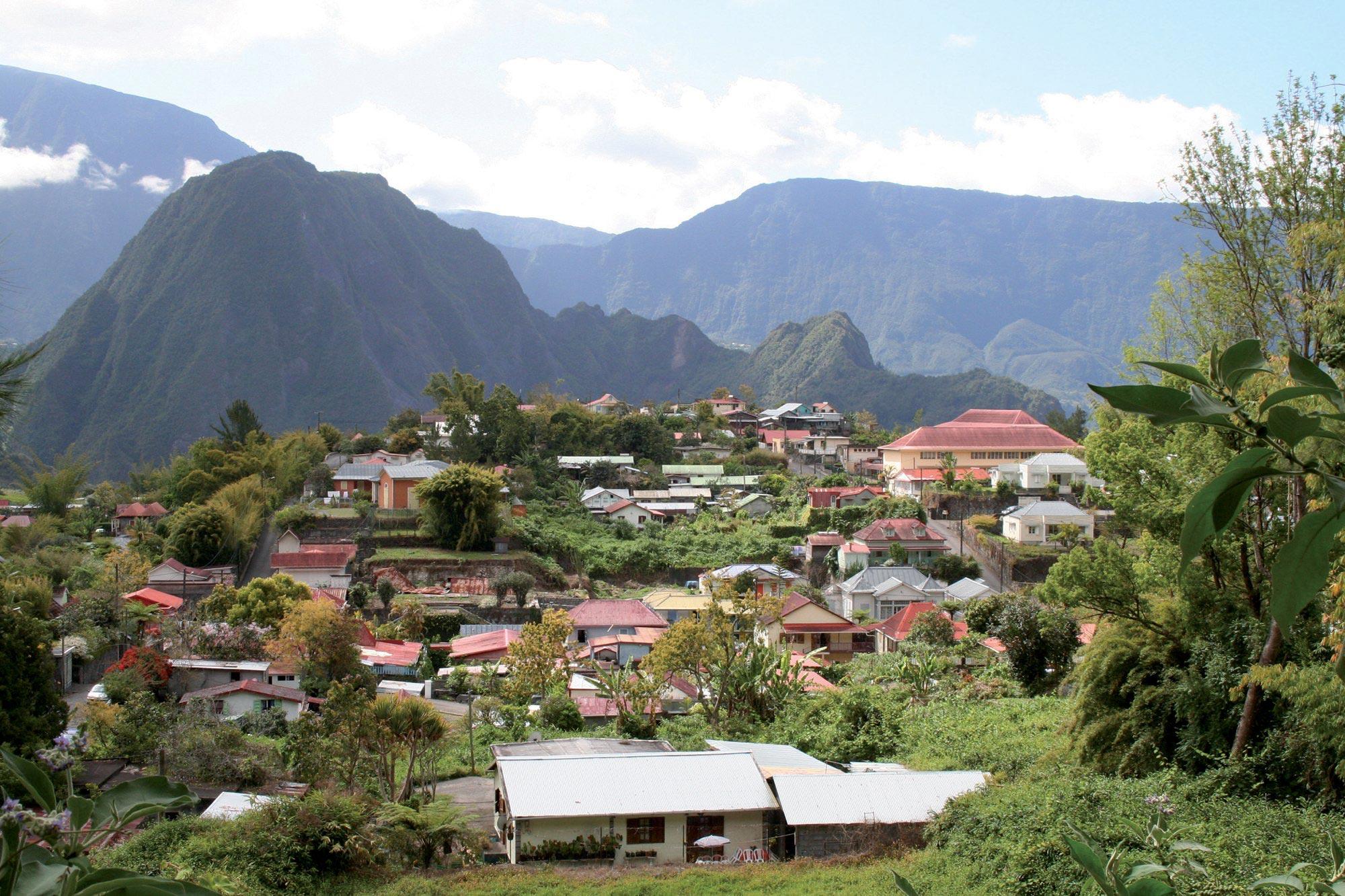 villages de la reunion