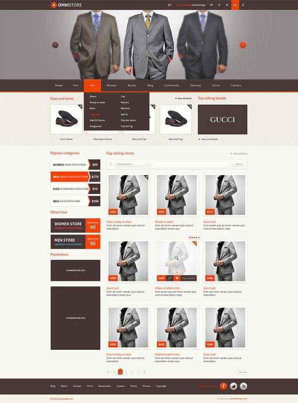 webdesign innovant pour solutions e commerce