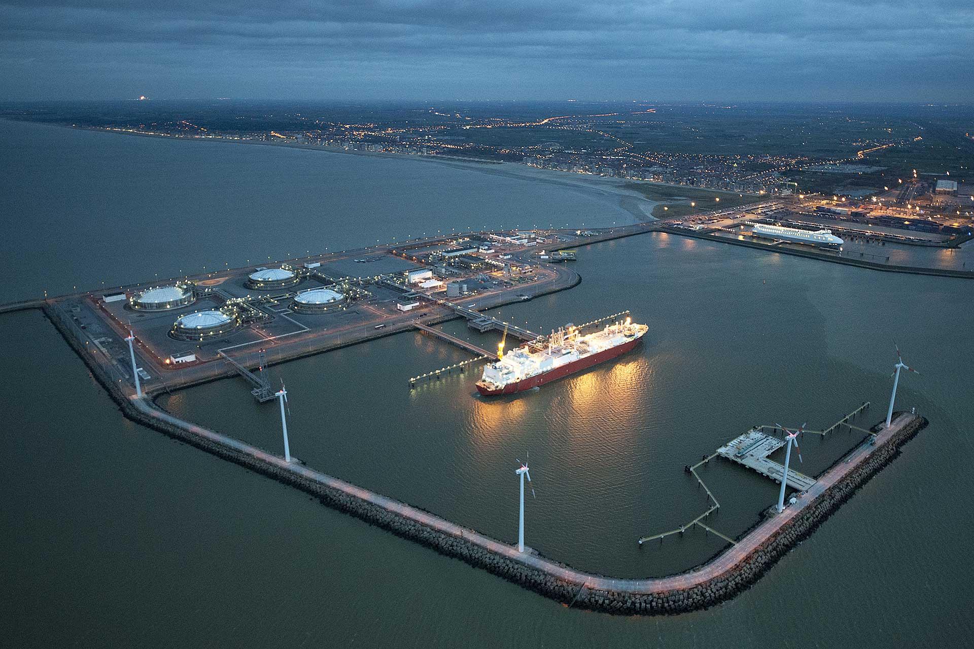 Zeebrugge vacances arts guides voyages for Port zeebrugge