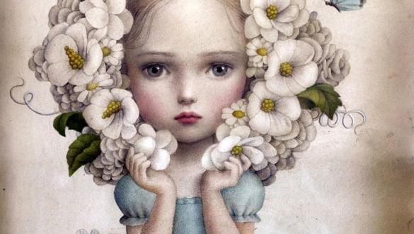 Nicoletta Ceccoli - inflorescence