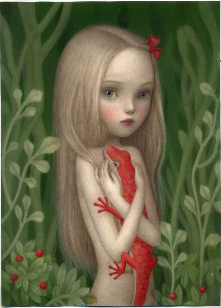 Nicoletta Ceccoli Illustration
