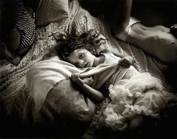 Naptime 1989 - Photo de sally Mann