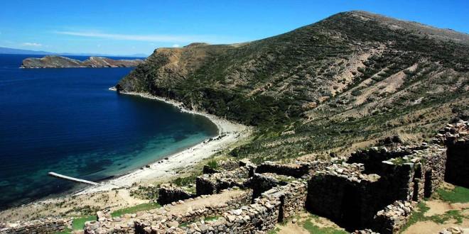Isla del Sol - Lac Titicaca - Bolivie