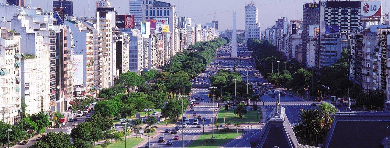 BUENOS AIRES - avenue