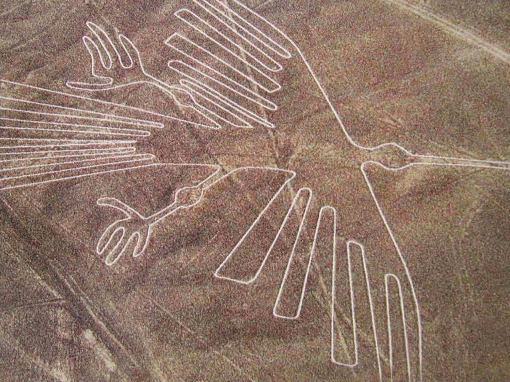 Nazca – mysterieuses lignes du condor – Pérou