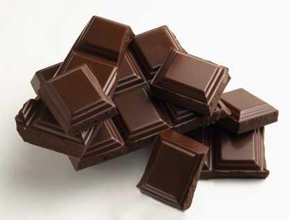 Le chocolat noir