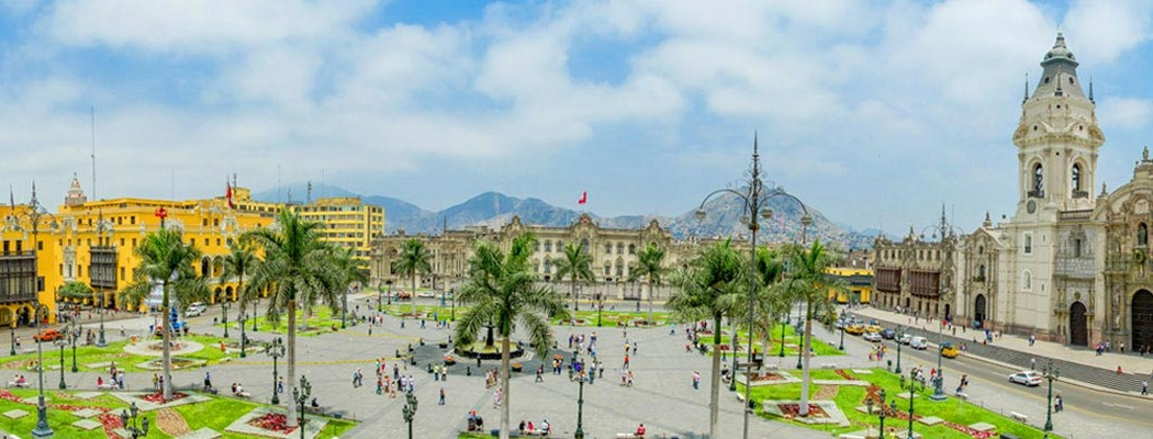 Lima - Photo panoramique