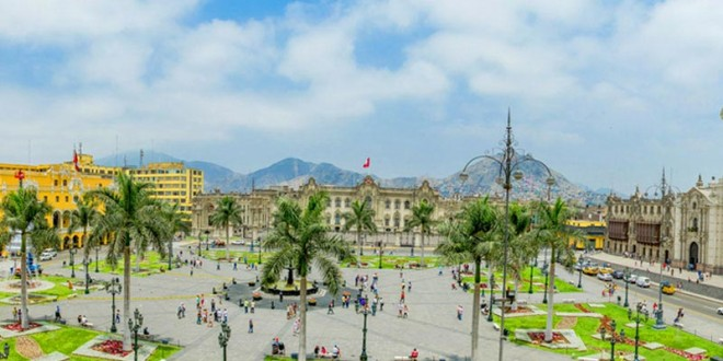 Lima - Photo panoramique