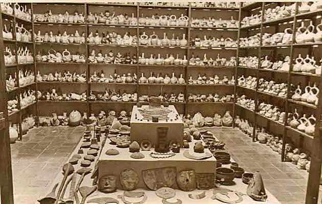collections du Musée Archéologique Rafael Larco Herrera