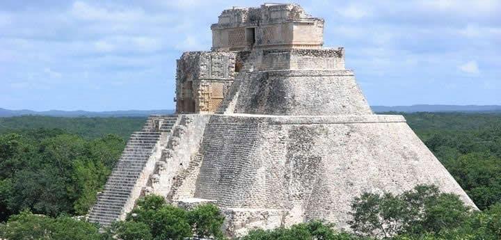 Ruines Uxmal – site maya