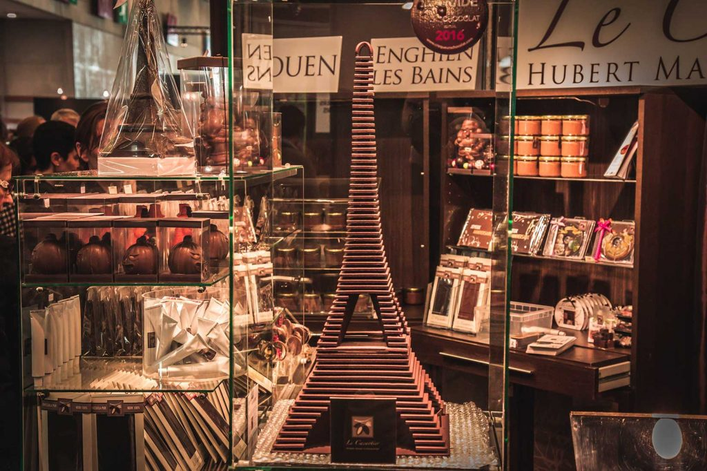 Salon Chocolat - Paris