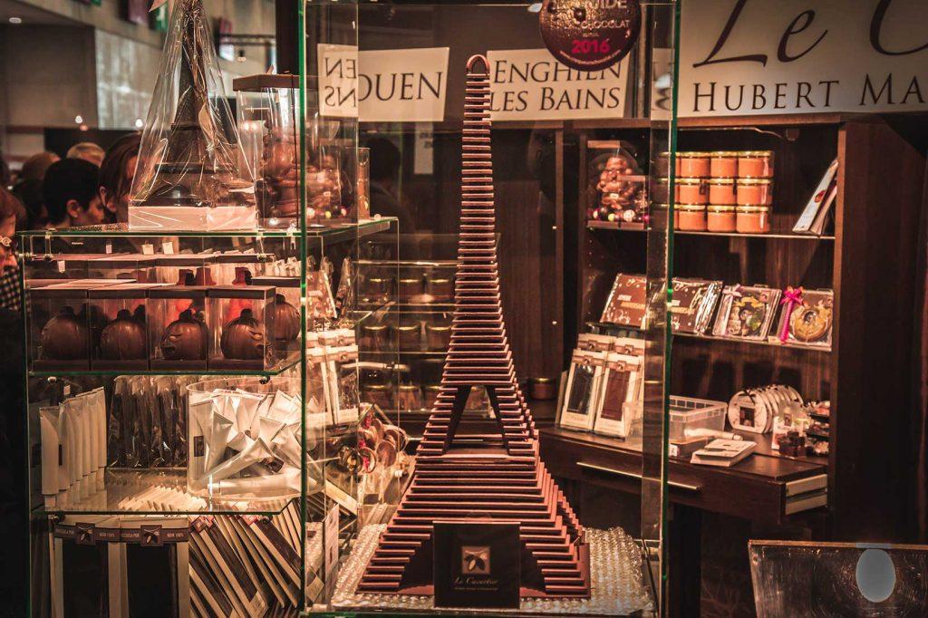 Salon Chocolat - Paris