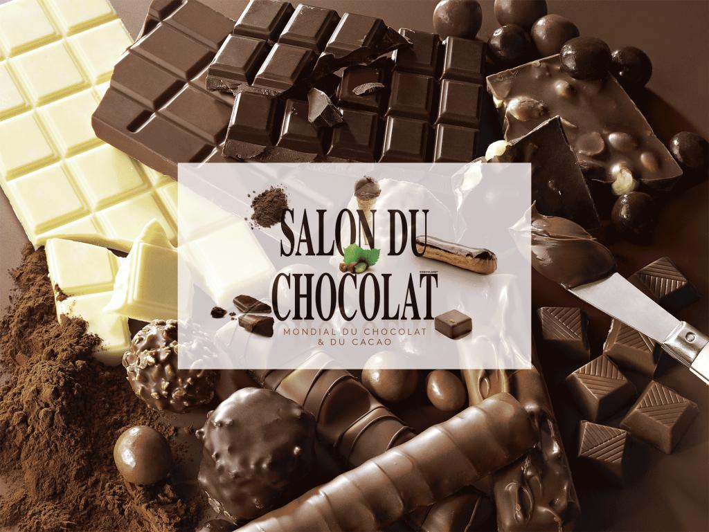 Les chocolats à la fête - Salon