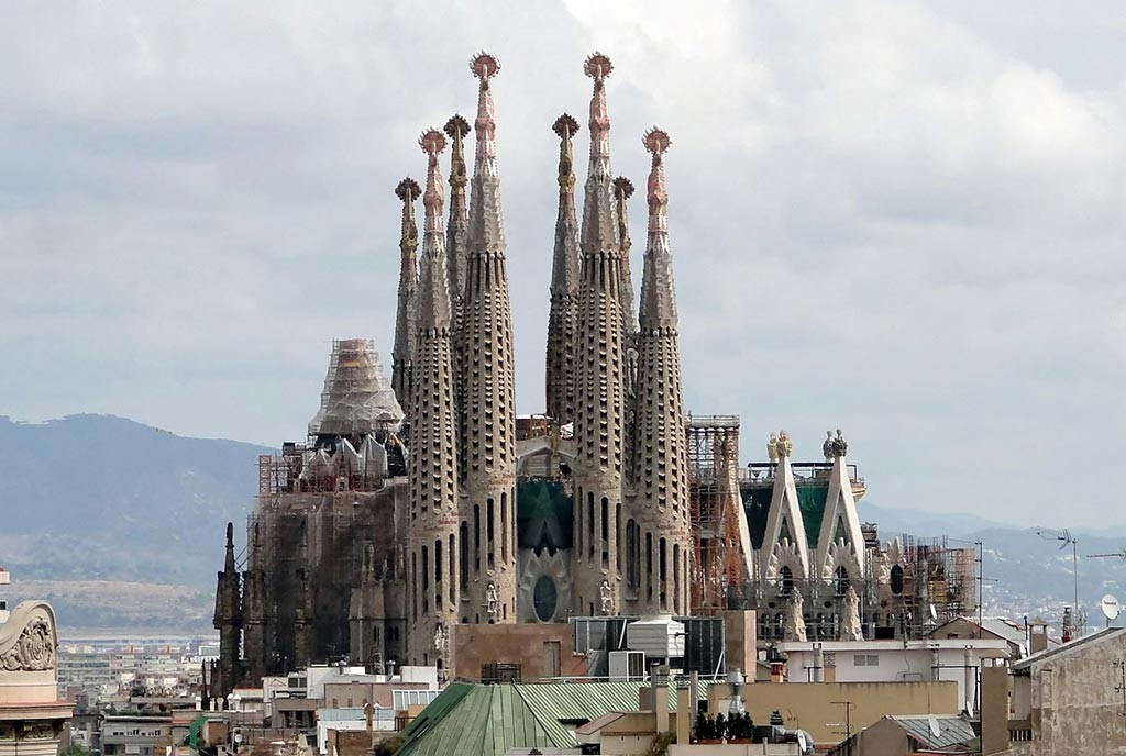 Sagrada Familia - Photo