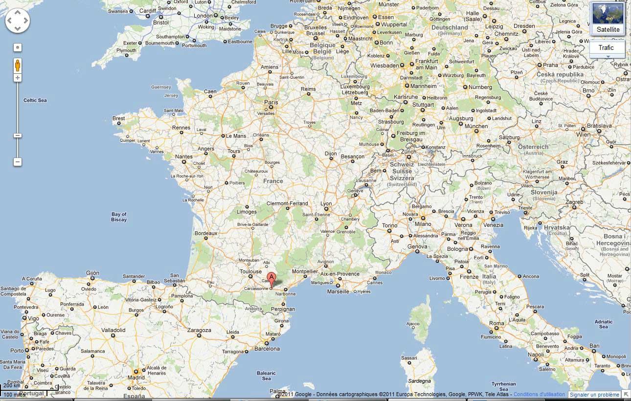 Carte Italie France.Carte Routiere France Italie Vacances Arts Guides Voyages