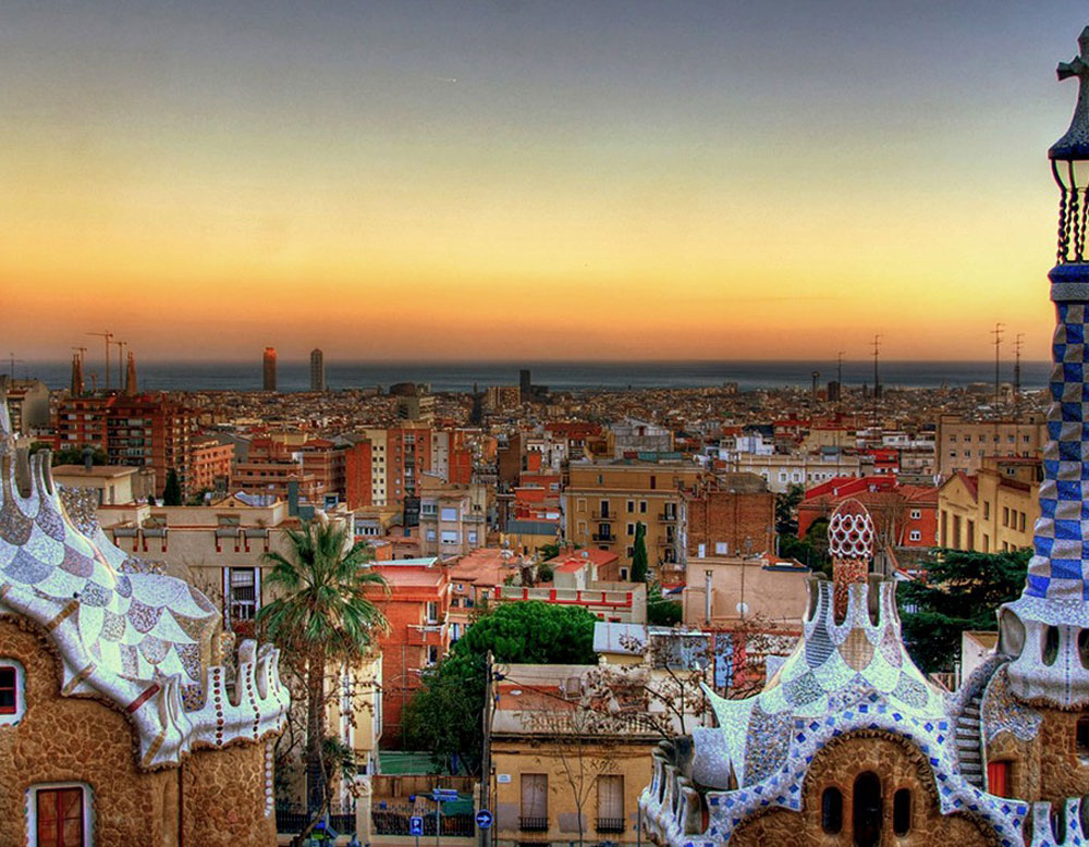 Espagne - Voyage à Barcelona