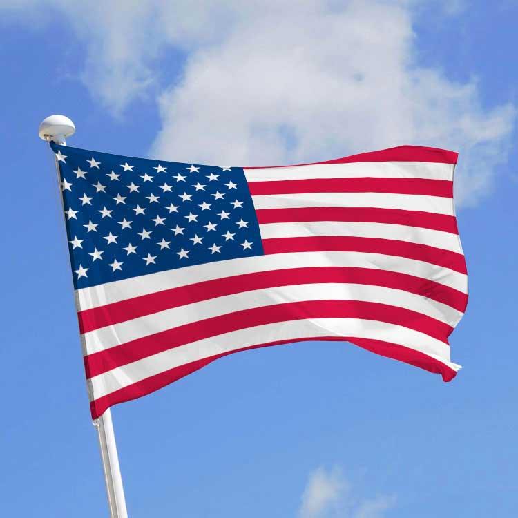 Etats-Unis drapeau