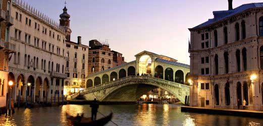 Italie touristique