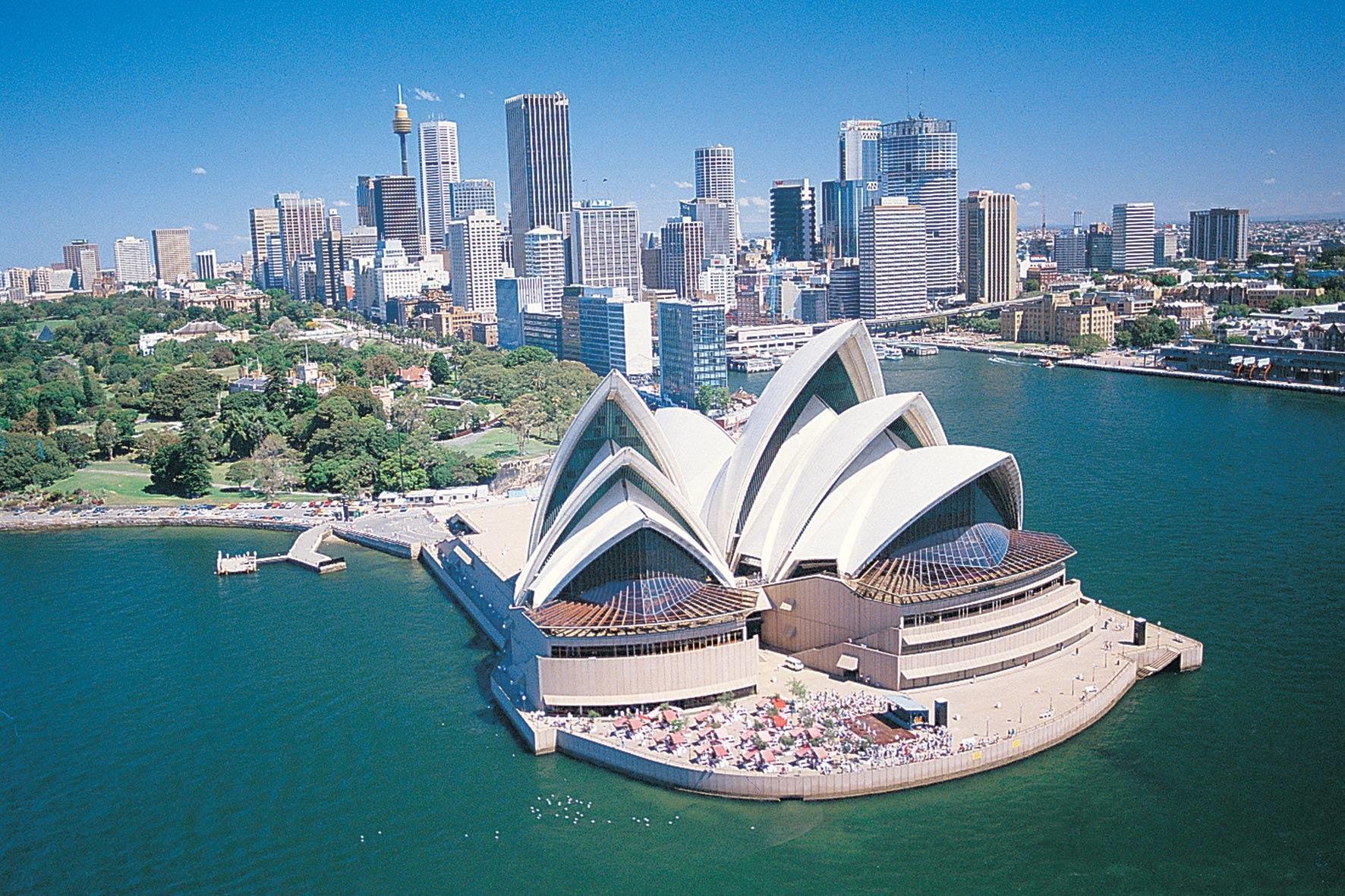 Photo opéra de Sydney