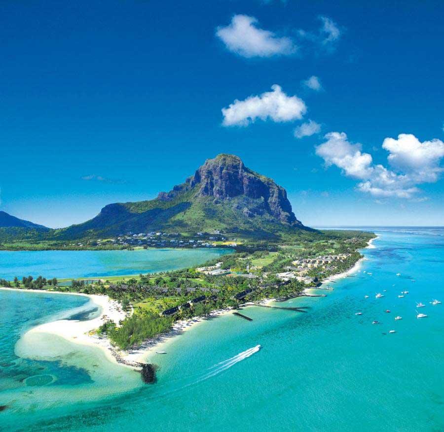 Photo de l'île Maurice