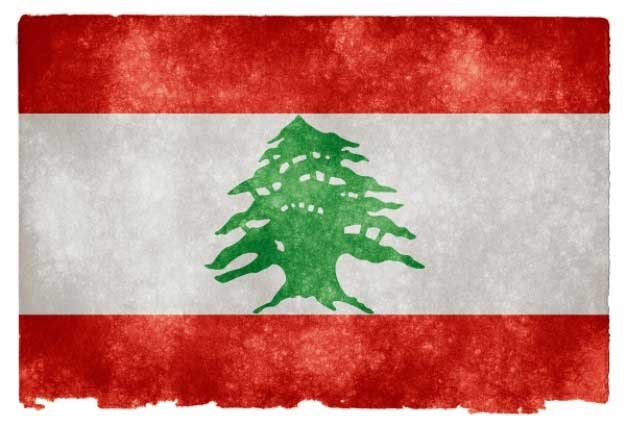 liban-drapeau-grunge