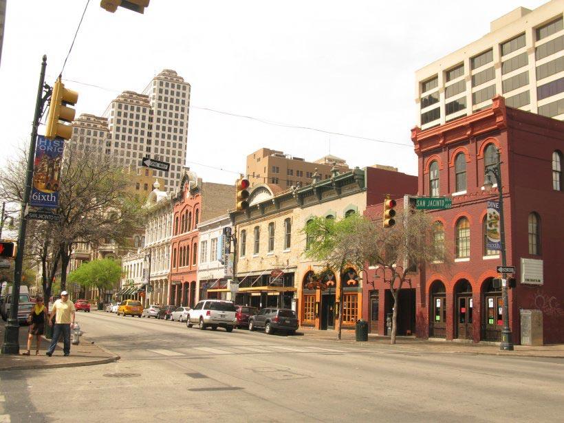 Austin - Ville du Texas