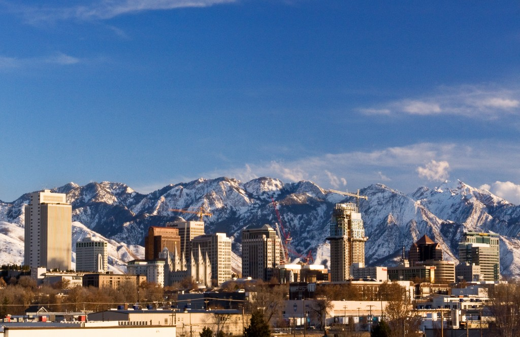 Salt-Lake-City - USA