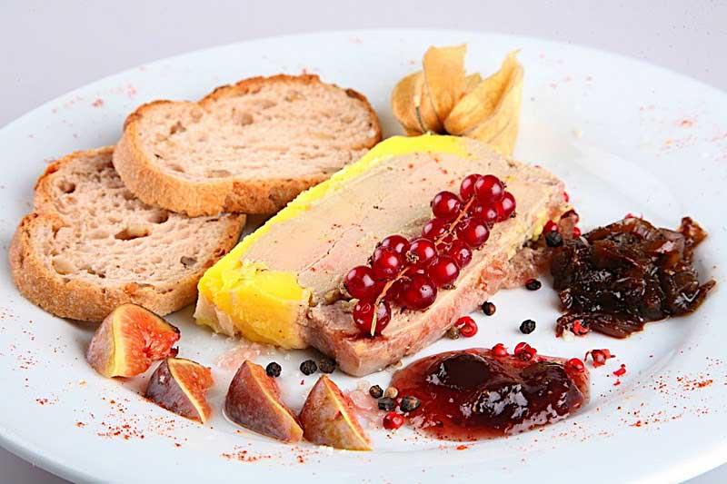 Foie gras Perigord noir