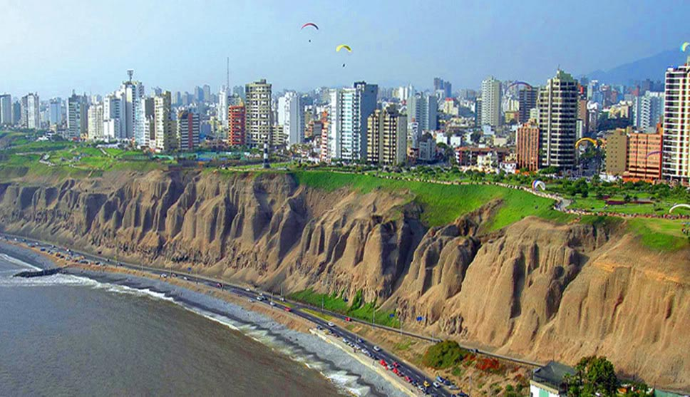 Lima - Coasta Verde