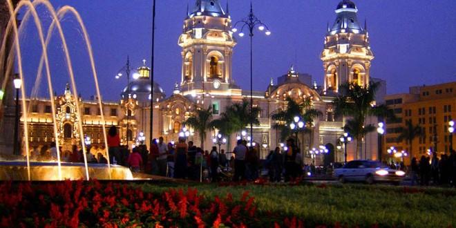 Plaza de armas - Lima-Peru