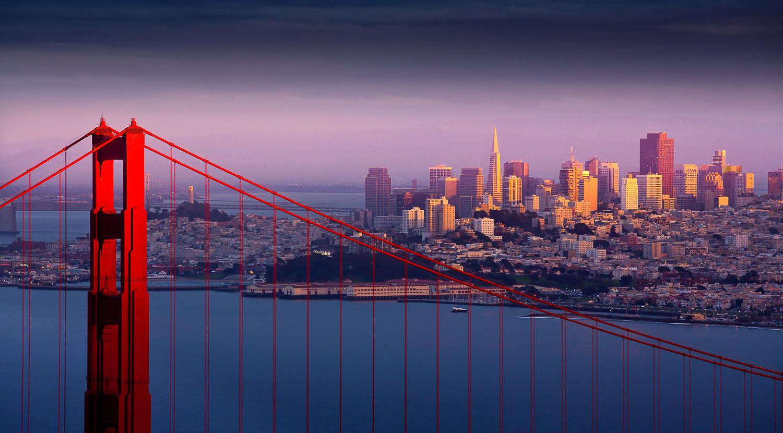 San Francisco, CA, USA - Golden Gate