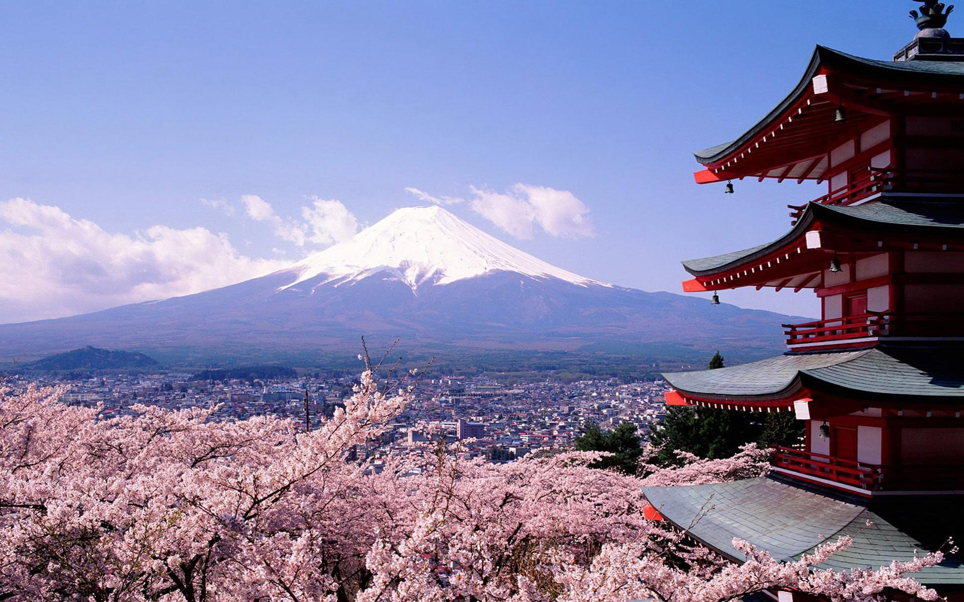 Mont Fuji - HD