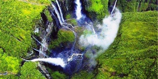 Escalade - Trou de fer à la Réunion