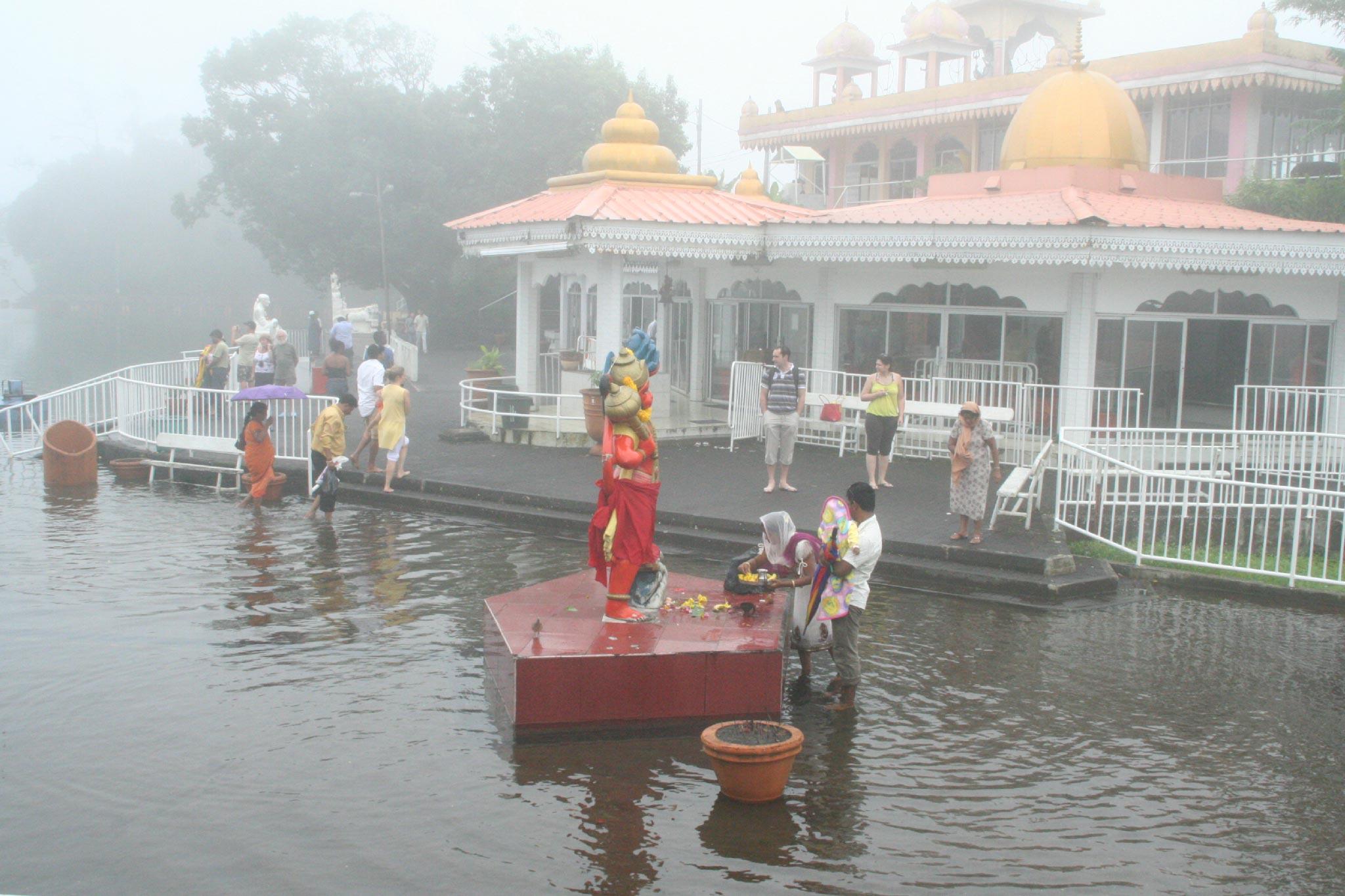 lac Ganga Talao