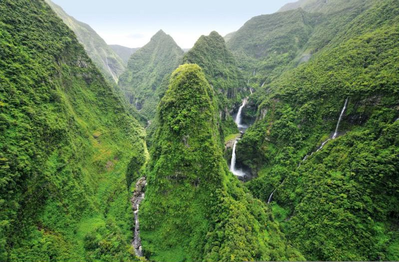 Cascade de Takamara