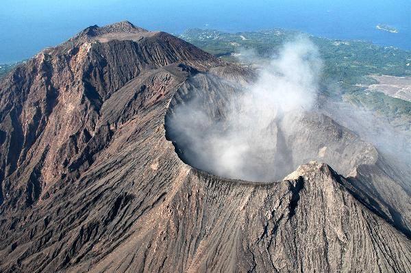 Volcan du mont fuji