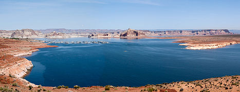 Lake Powell - Photo Panoramique